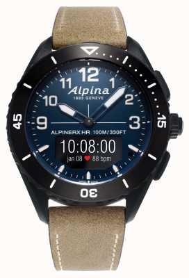Alpina Bracelet Alpinerx Alive marron clair AL-284LNN5AQ6L