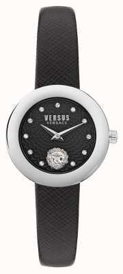 Versus Versace Versus lea petite extensi bracelet noir VSPZJ0121