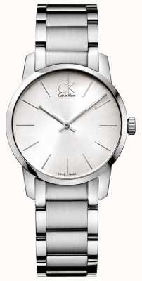 Calvin Klein Ville bracelet en acier stianless dames K2G23126